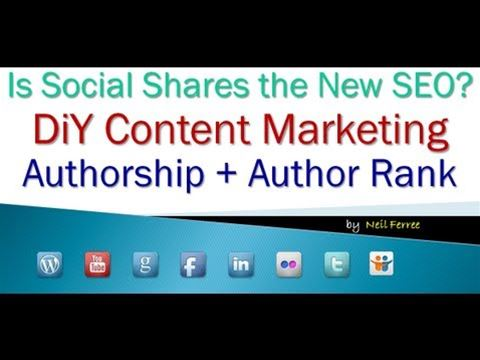 Social Shares is SEO